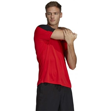 Pánské tričko - adidas DESIGN2MOVE TEE PLAIN - 6