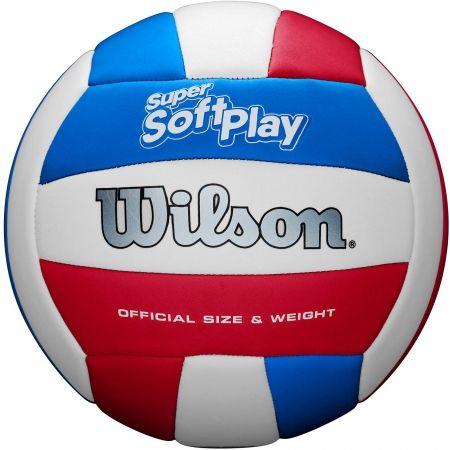 Wilson SUPER SOFT PLAY VBALL - Volejbalový míč