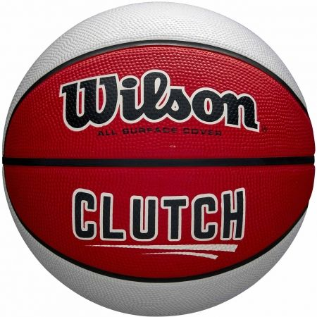 Wilson CLUTCH BSKT - Basketbalový míč