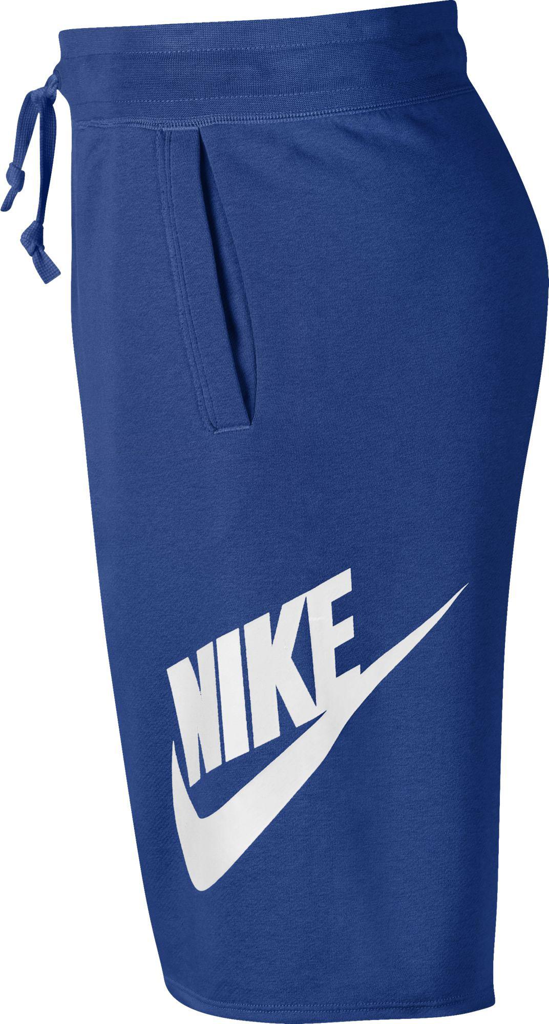 ece1a8b0239de Nike NSW HE SHORT FT ALUMNI | sportisimopro.cz