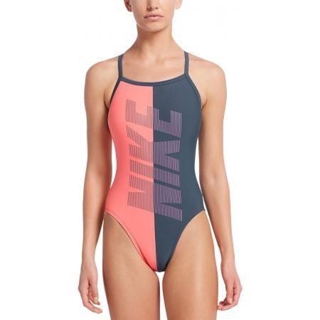 Nike RIFT RACERBACK - Dámské jednodílné plavky