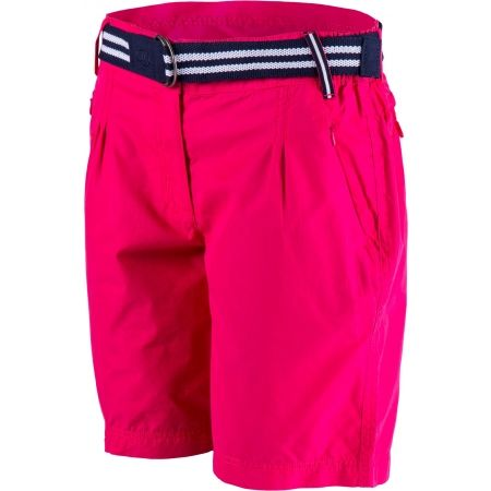 Dámské plátěné šortky - Willard ADENIKE - 1