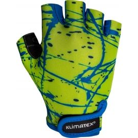 Klimatex ALED - Dětské cyklistické rukavice