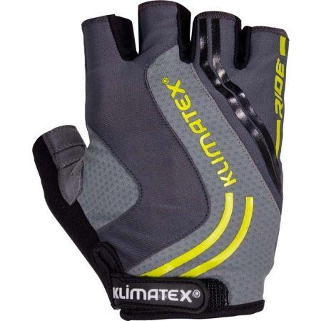 Klimatex RAMI - Pánské cyklistické rukavice