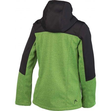 Chlapecká softshellová bunda - Head ZEUS - 3