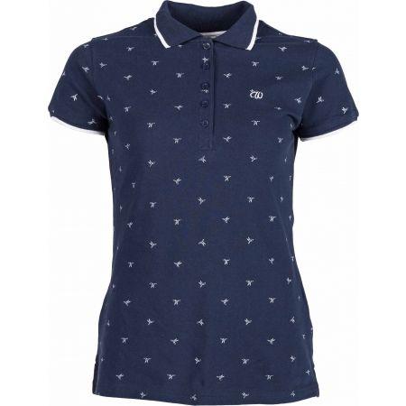 Dámské triko s límečkem - Willard MELA - 1