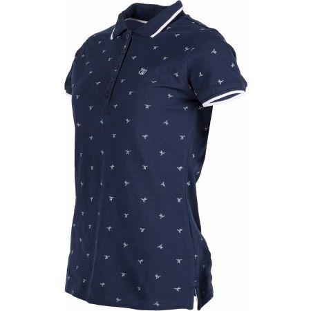 Dámské triko s límečkem - Willard MELA - 2