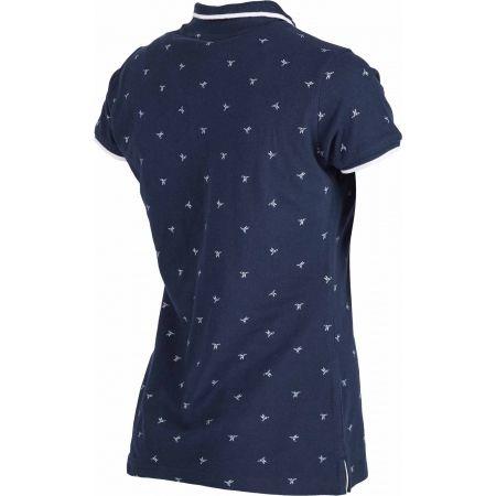 Dámské triko s límečkem - Willard MELA - 3