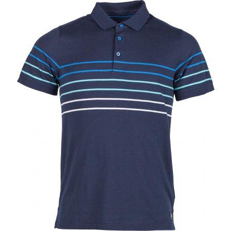 Pánské triko s límečkem - Willard WINCLER - 1