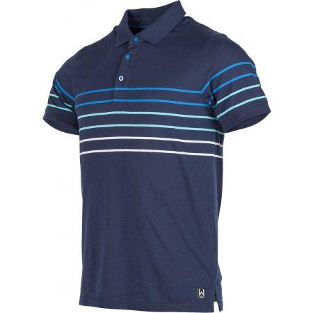 Pánské triko s límečkem - Willard WINCLER - 2