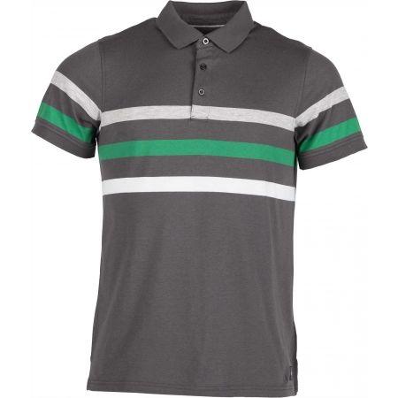 Pánské triko s límečkem - Willard WILEM - 1