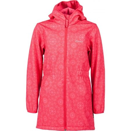 Dívčí softshellový kabát - Lewro ORNELLA - 1