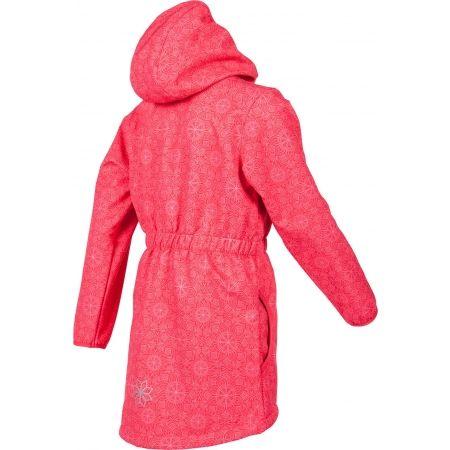 Dívčí softshellový kabát - Lewro ORNELLA - 3