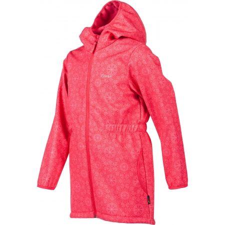 Dívčí softshellový kabát - Lewro ORNELLA - 2