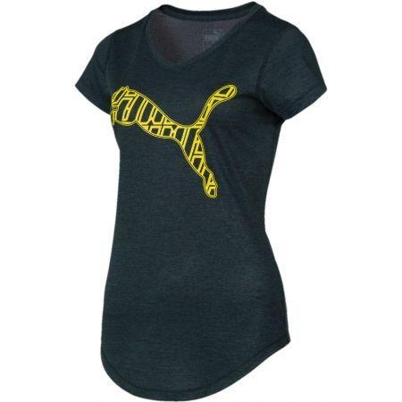 Puma Heather Cat Tee - Dámské triko