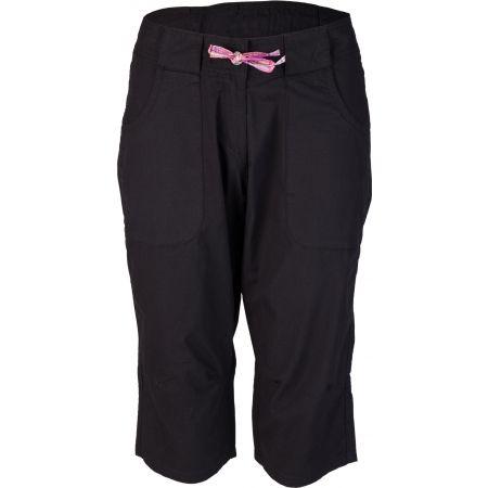 Dámské plátěné 3/4 kalhoty - Willard LENTIL - 2
