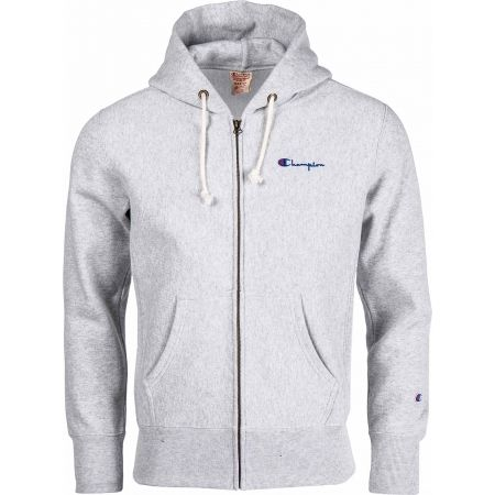 Champion HOODED FULL ZIP SWEATSHIRT - Pánská mikina