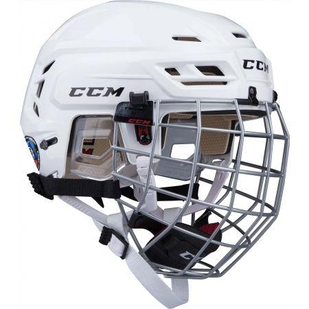 CCM TACKS 110 COMBO SR - Hokejová helma