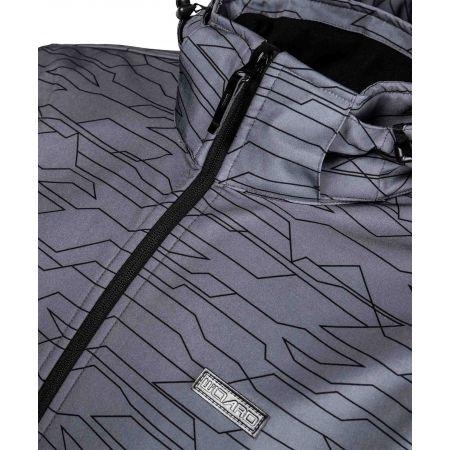 Pánská softshellová bunda - Willard IBRAM - 4