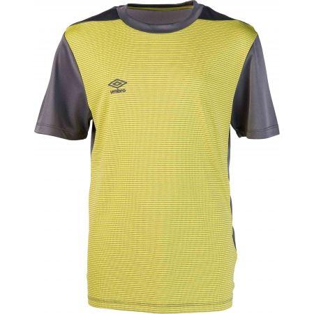 Umbro TICKING POLY TEE JNR TRAINING - Chlapecké sportovní triko