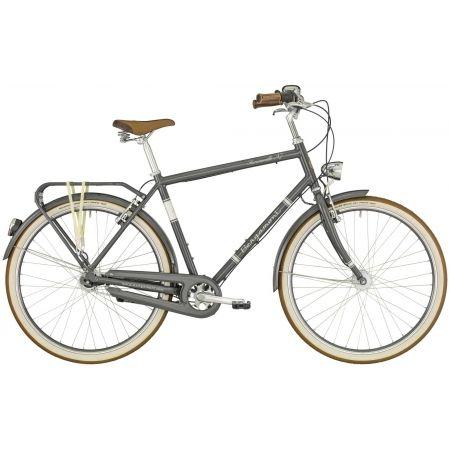 Bergamont SUMMERVILLE N7 FH - Městské retro kolo