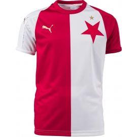 Puma SK SLAVIA REPLIC KIDS - Dětský fotbalový dres