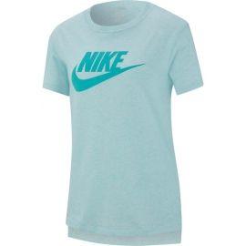 Nike NSW TEE DPTL BASIC FUTURU - Dívčí tričko