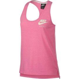 Nike NSW GYM VNTG TANK - Dámské tílko
