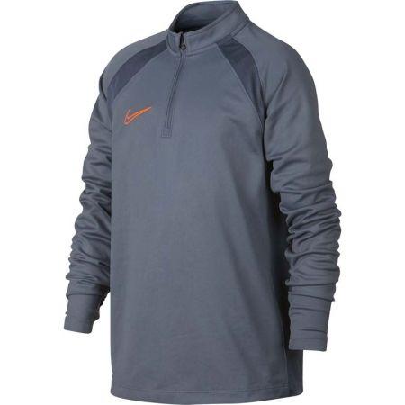 Nike DRY ACDMY DRIL TOP SMR - Chlapecké sportovní tričko