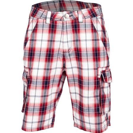Pánské plátěné šortky - Willard RUDA - 2