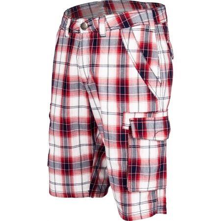 Pánské plátěné šortky - Willard RUDA - 1