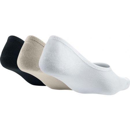 3PPK WOMEN'S LIGHTWEIGHT FOOTI - Dámské ponožky - Nike 3PPK WOMEN'S LIGHTWEIGHT FOOTI - 2
