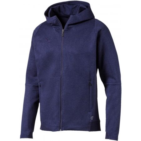 Puma FINAL CASUALS HOODED JACKET - Pánská mikina