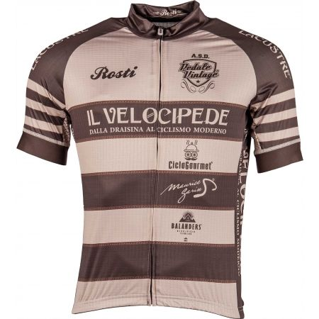 Rosti VELOCIPEDE - Pánský cyklistický dres