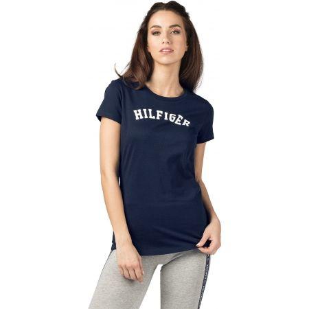 Tommy Hilfiger SS TEE PRINT - Dámské tričko
