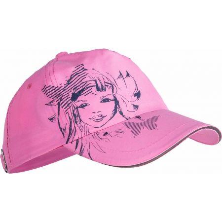 Dívčí čepice s kšiltem - Lewro VILA - 1