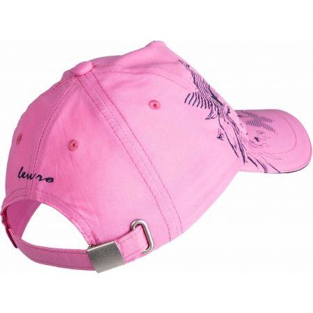 Dívčí čepice s kšiltem - Lewro VILA - 3