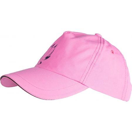 Dívčí čepice s kšiltem - Lewro VILA - 2