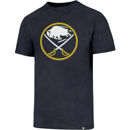 47 NHL BUFFALO SABRES 47 CLUB TEE - Pánské tričko