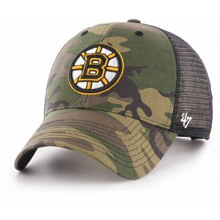 47 NHL BOSTON BRUINS CAMO BRANSON 47 MVP - Kšiltovka