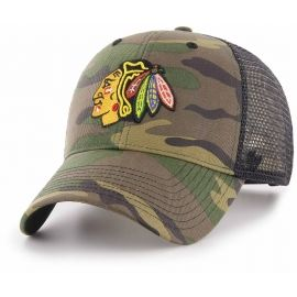 47 NHL CHICAGO BLACKHAWCKS CAMO BRANSON 47 MVP