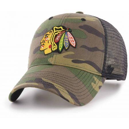 47 NHL CHICAGO BLACKHAWCKS CAMO BRANSON 47 MVP - Kšiltovka