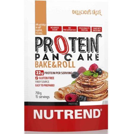 Nutrend PROTEIN PANCAKE 750G BEZ PŘÍCHUTI - Protein