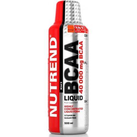 Nutrend BCAA LIQUID 500ML - Aminokyseliny větvené