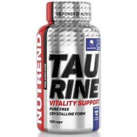 Nutrend TAURINE 120 KAPSLÍ - Aminokyselina