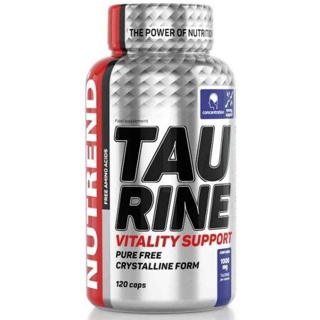 Aminokyselina - Nutrend TAURINE 120 KAPSLÍ