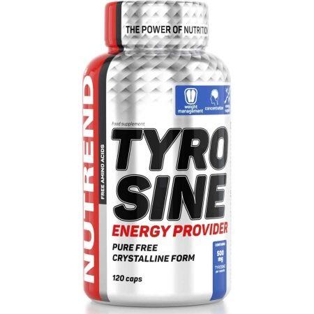 Nutrend TYROSINE 120 KAPSLÍ - Aminokyselina