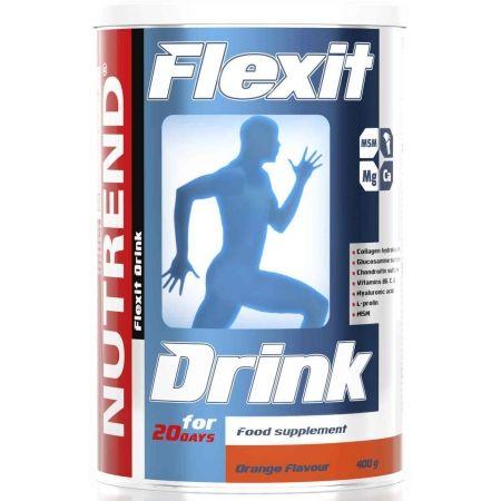 Nutrend FLEXIT DRINK 400G POMERANČ - Kloubní výživa