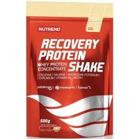 Nutrend RECOVERY PROTEIN SHAKE VANILKA - Směs pro přípravu regeneračního nápoje
