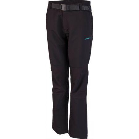 Dámské softshellové kalhoty - Crossroad AMIE - 1